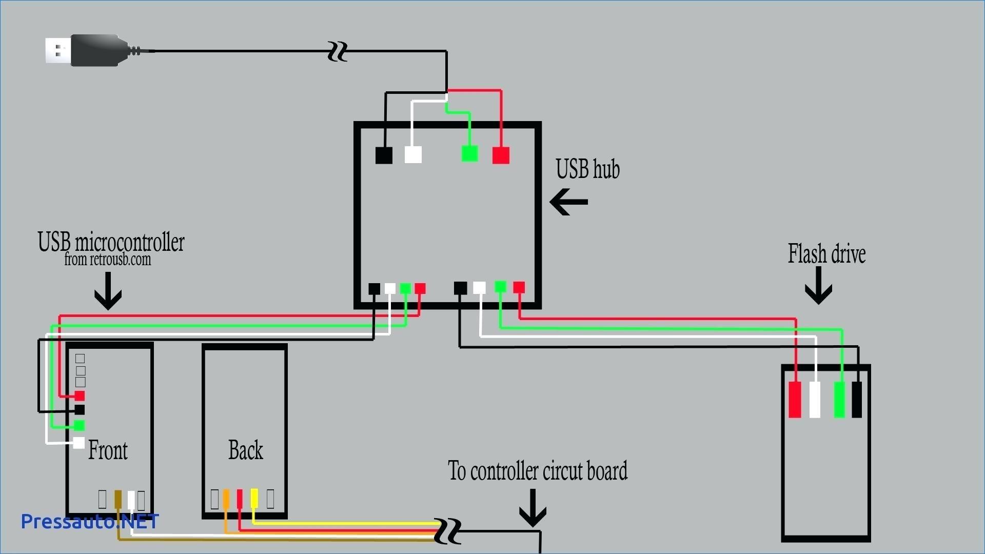 Hdmi To Usb Wiring Diagram