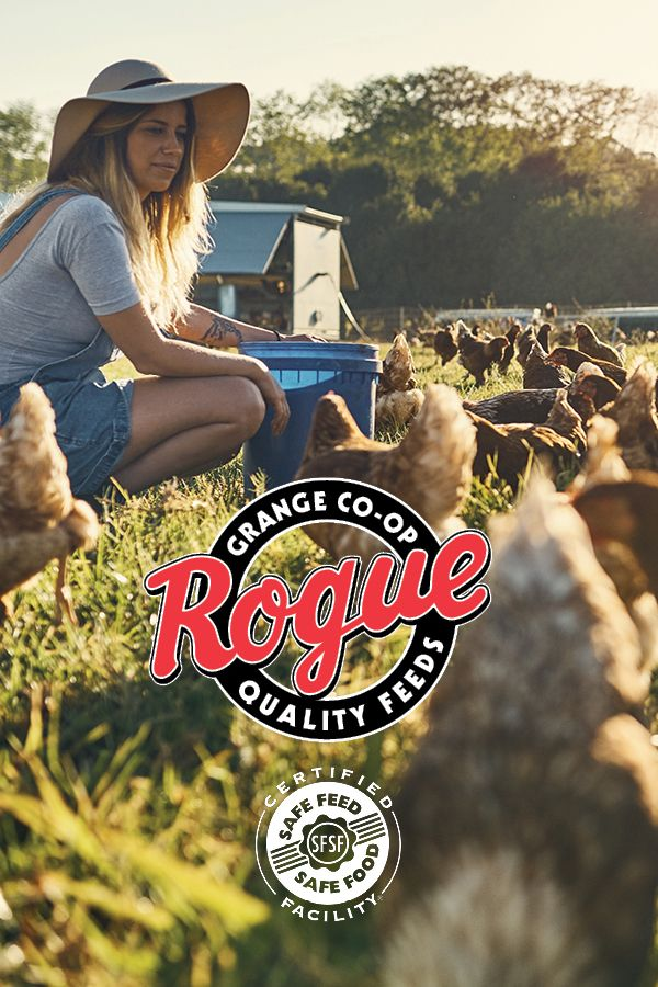 Rogue Quality Feed Certified Safe Feed/Safe Food Facility