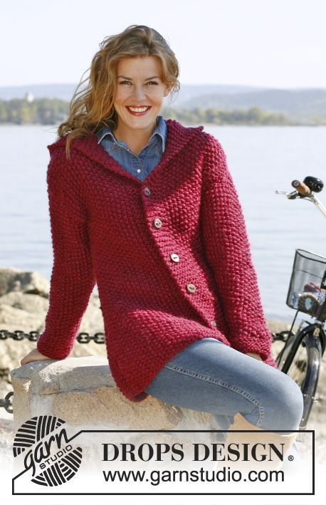 Free Pattern | knitted sweaters and coats | Pinterest | Tejer punto ...