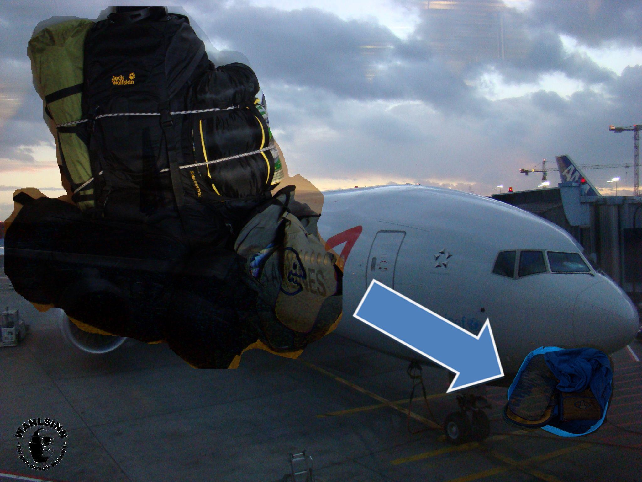 Urlaubsrecht - Schäden am Gepäck schriftlich früh melden