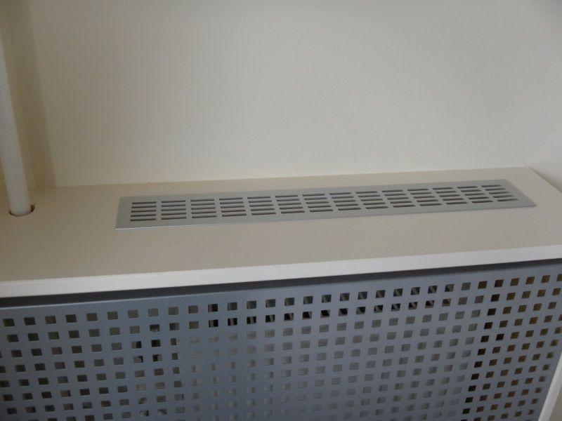 diy radiator cover - ikea
