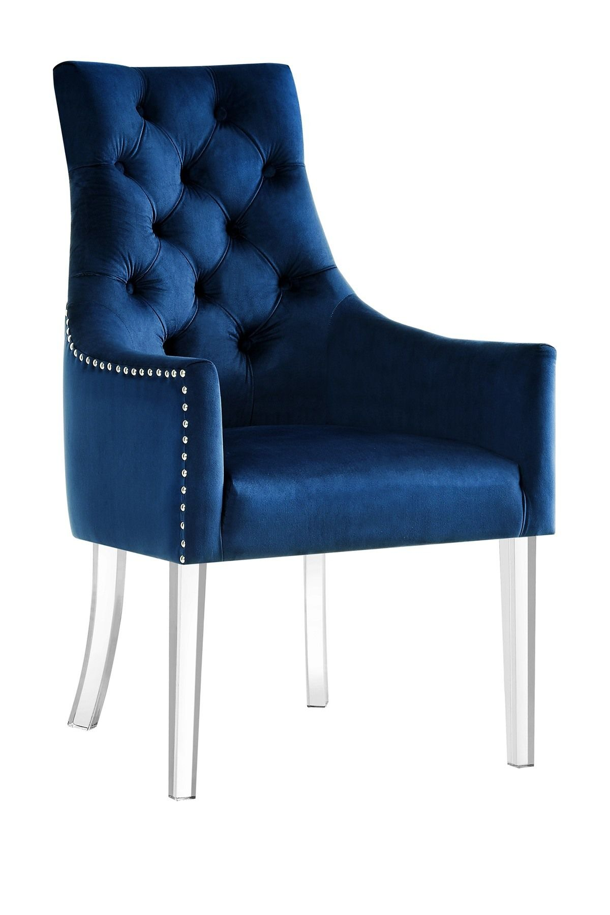 navy blue desk chair uk