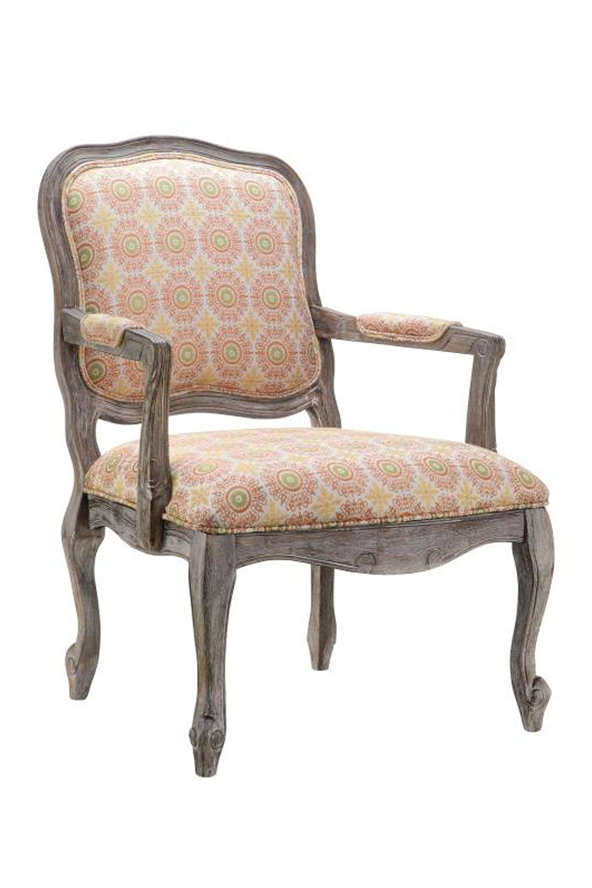 Antoinette Melon Chair Accent Chairs Chair Armchair