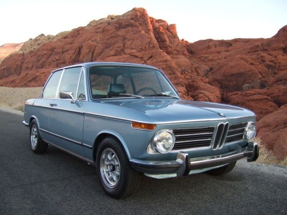 This BMW Has Been Nicely Restored And Upgraded And Is - 1971 bmw 2002