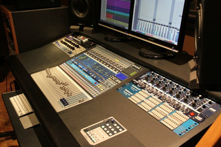 Image Result For Presonus 16 4 2 Diy Recording Desk