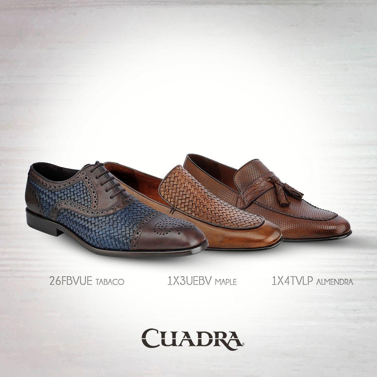 2ab46f2cf35 Elegancia al estilo   FrancoCUADRA  Shoes  CUADRA  Zapatos  Calzado   Leather  Confort  Style