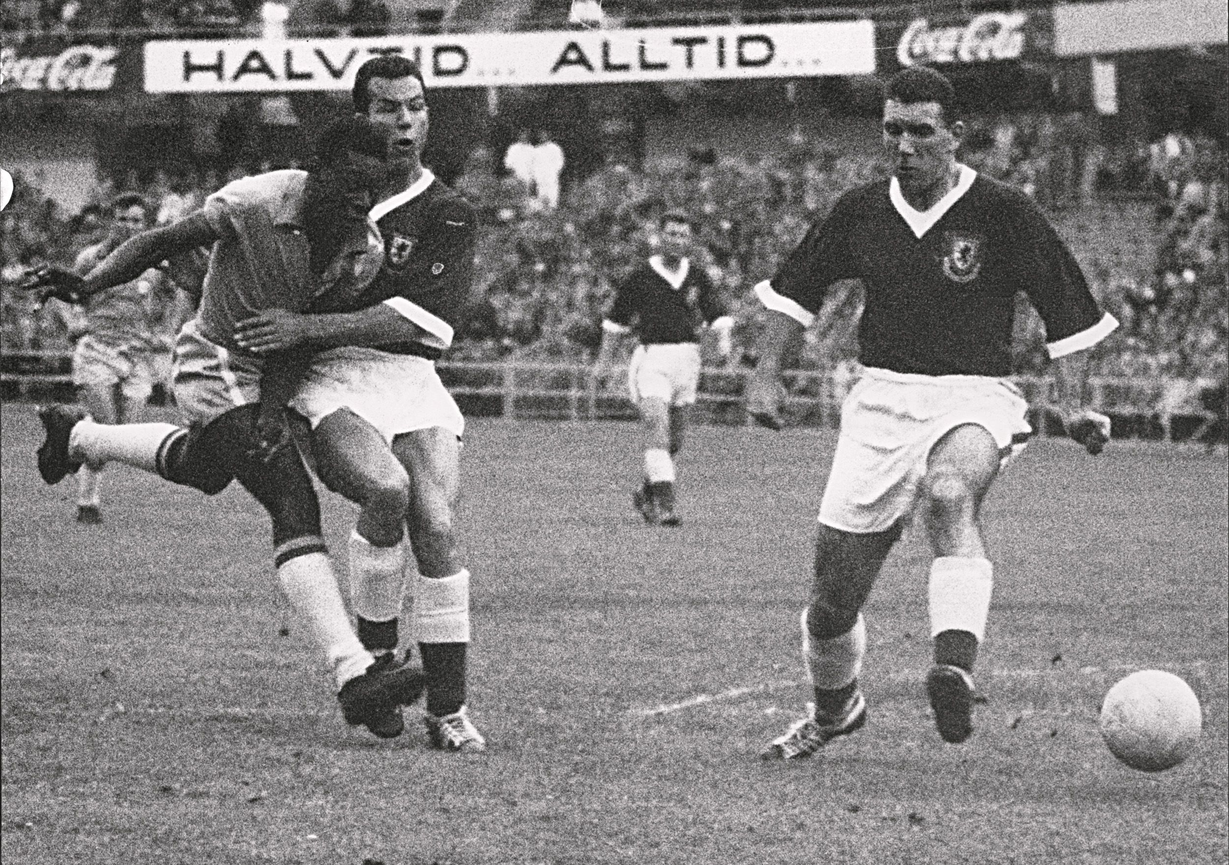 Pele's : 1958's best young player.