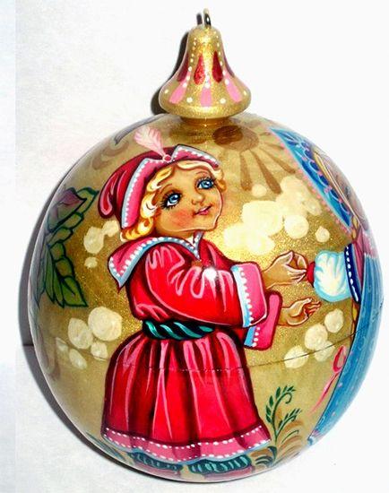 Russian decoration