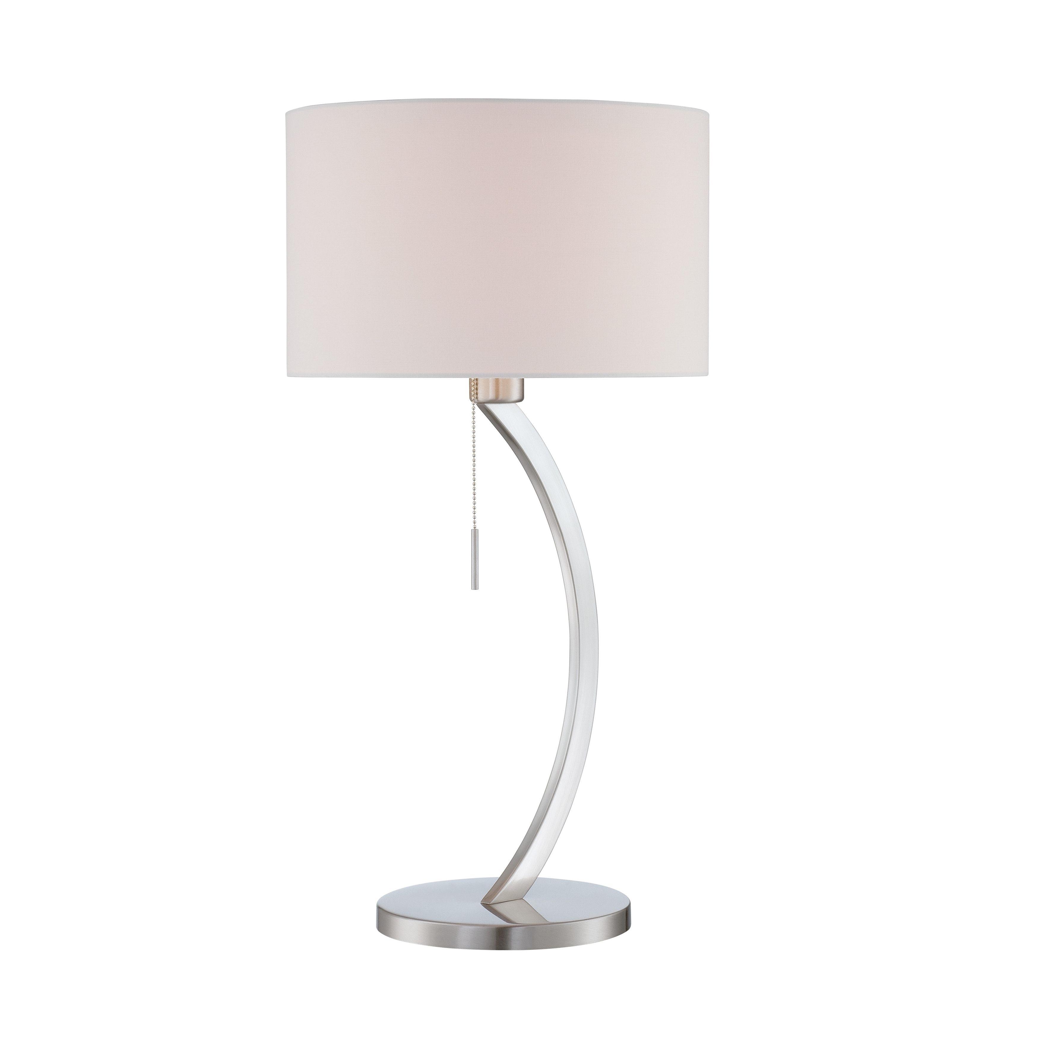 lamp sun lamps table globe funky chrome