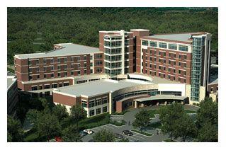 Aerial View of Hospital | Eagleville, Smyrna, Rockvale