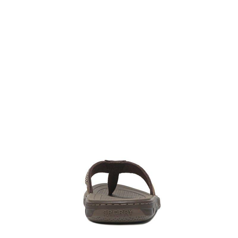 4d9a6c6e8 Sperry Top-Sider Men s Havasu Thong Sandals (Brown)