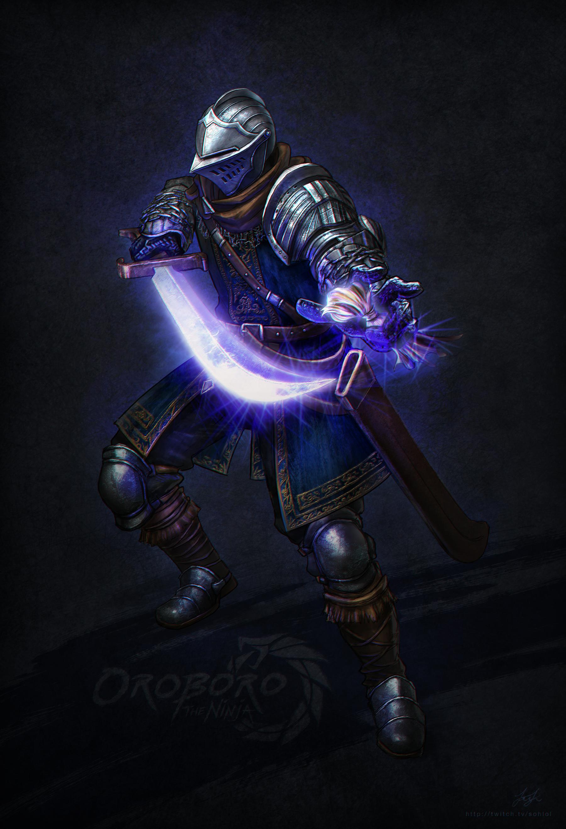 Dark Souls Wallpaper Oroboro Get Rekt By Sohlol Deviantart Com