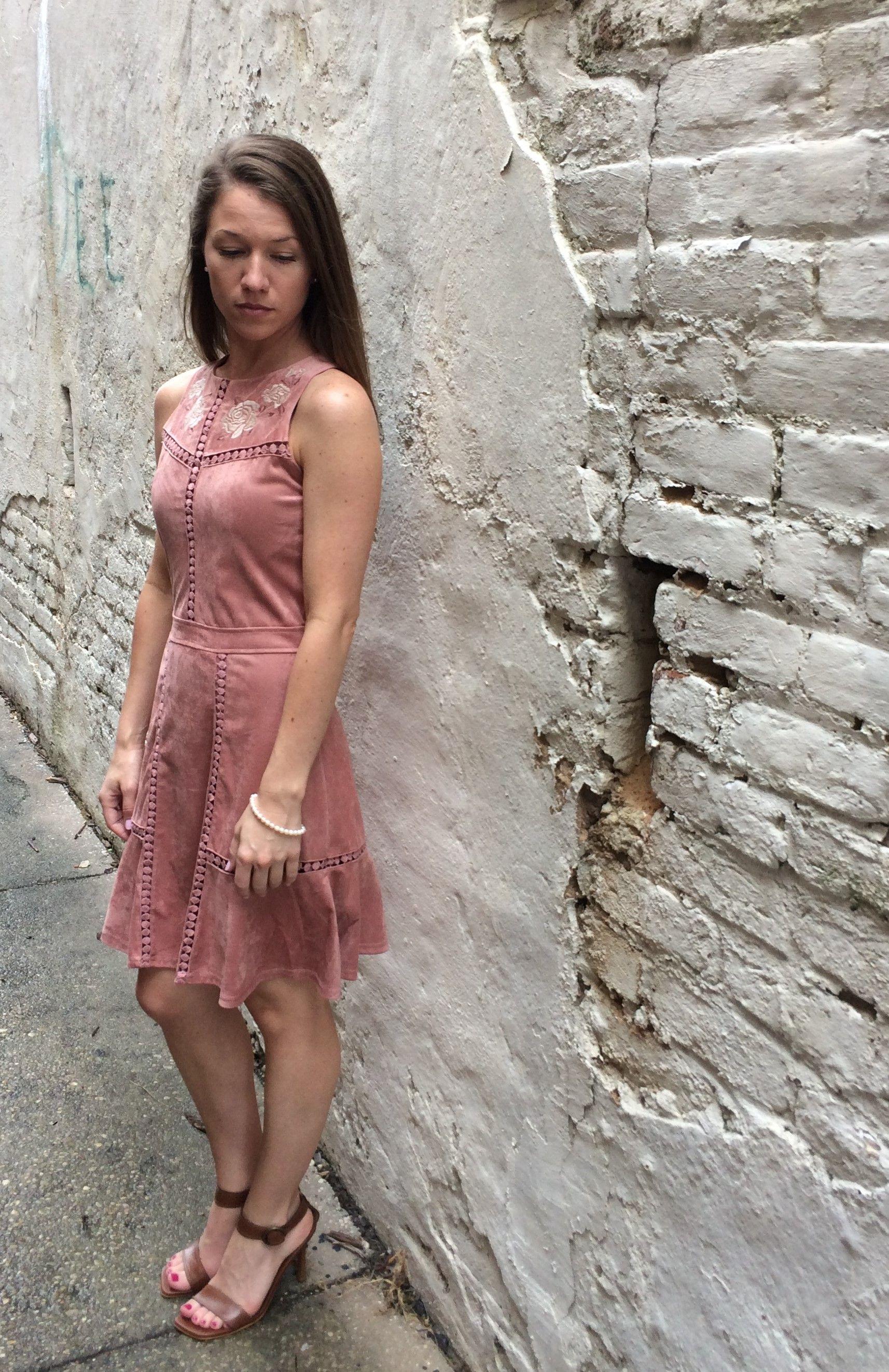 I Cant Resist Mauve Maxi Dress - Posh Boutique KY