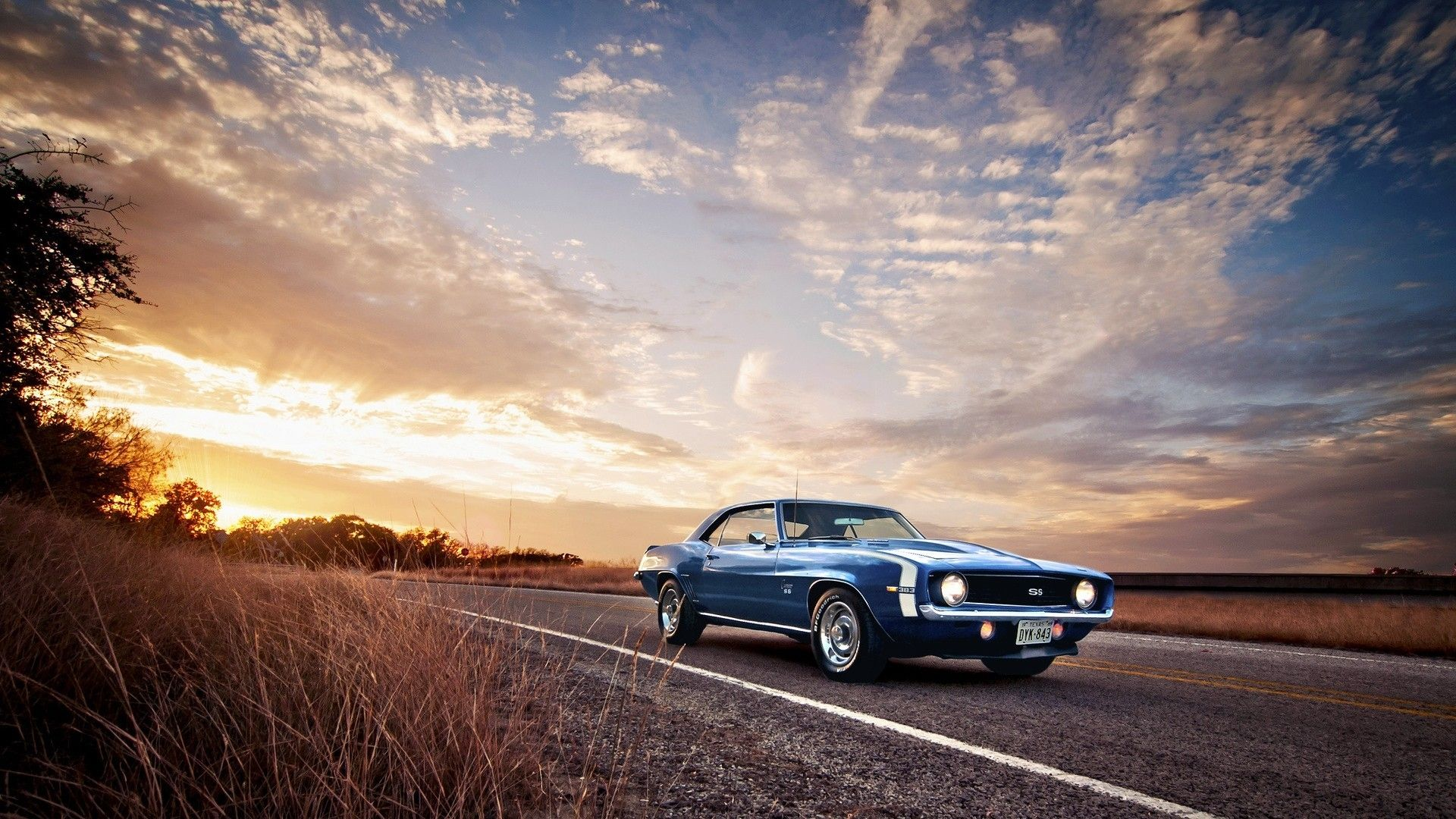 Classic Car Wallpapers Mobile For Desktop Wallpaper X Px