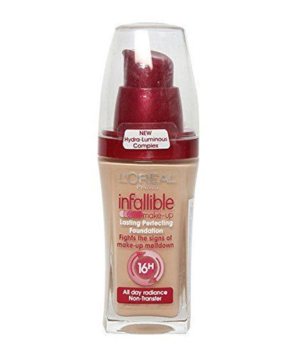 Loreal Infallible Long Lasting MakeUp Foundation 30mlHoney 235 * Read more reviews of the product by visiting the link on the image.