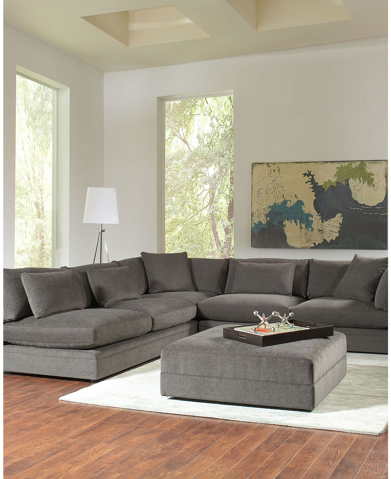 macy s orange sectional sofa plum leather dana living room furniture sets and pieces sectionals