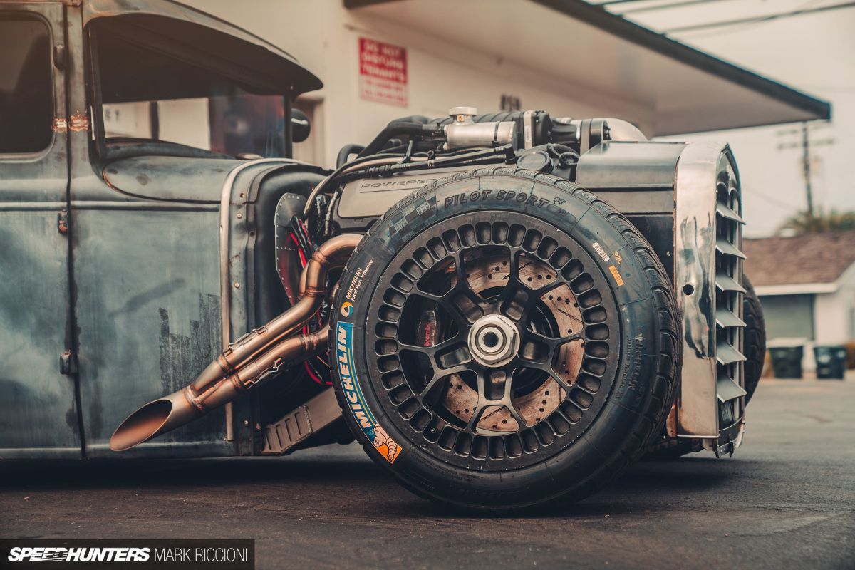 Passion Personified: The StanceWorks Model A - Speedhunters
