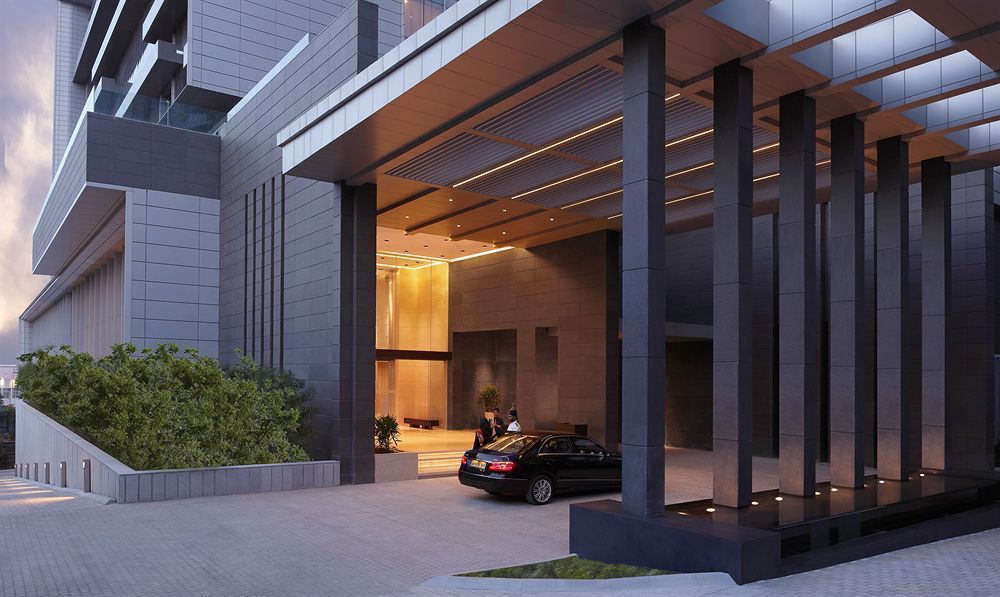 Trident hotel hyderabad india 2012 by scda for Accesos arquitectura