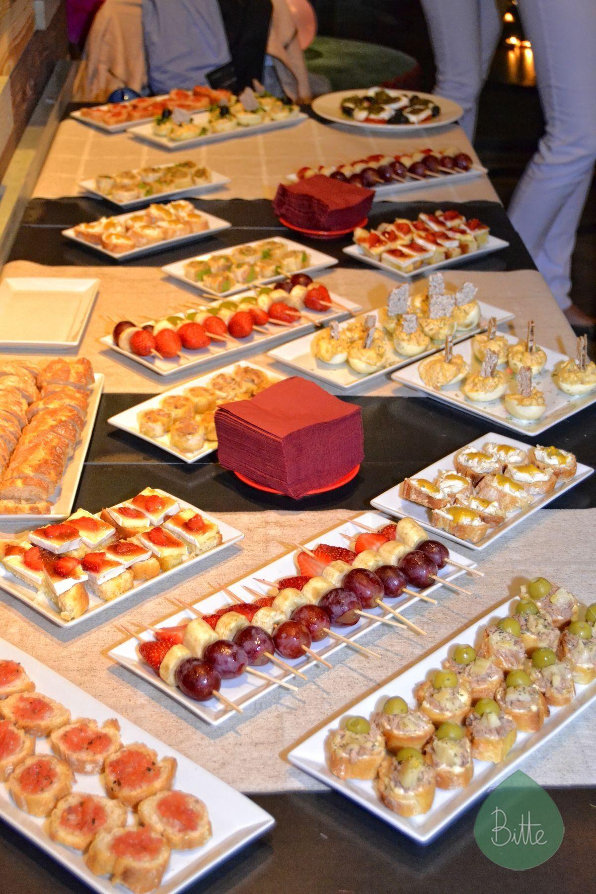 Bocadillos para fiestas comida fiestas pinterest - Que hago de comer rapido y sencillo ...
