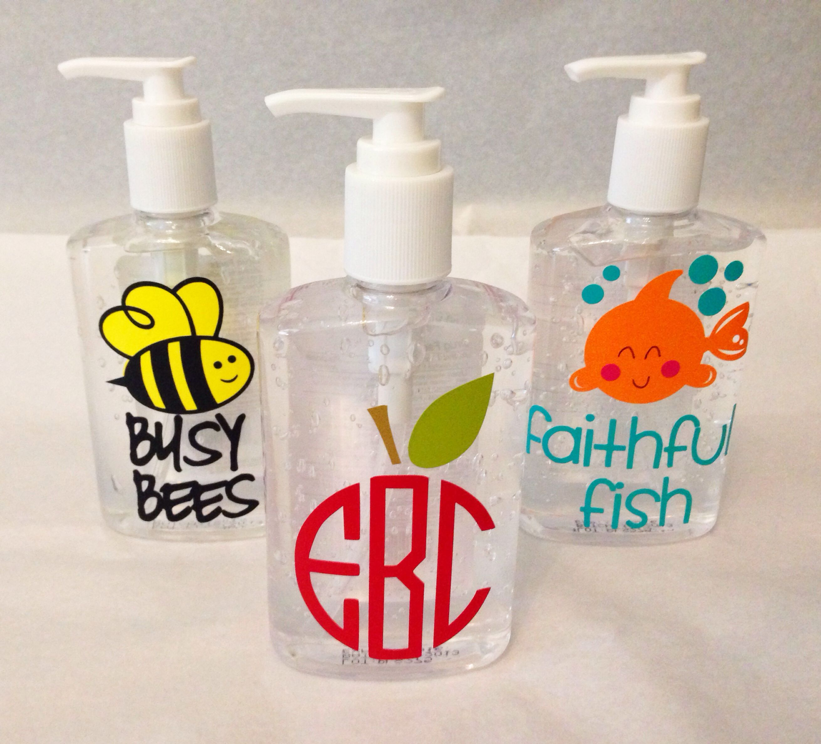 Teacher Classroom Hand Sanitizers