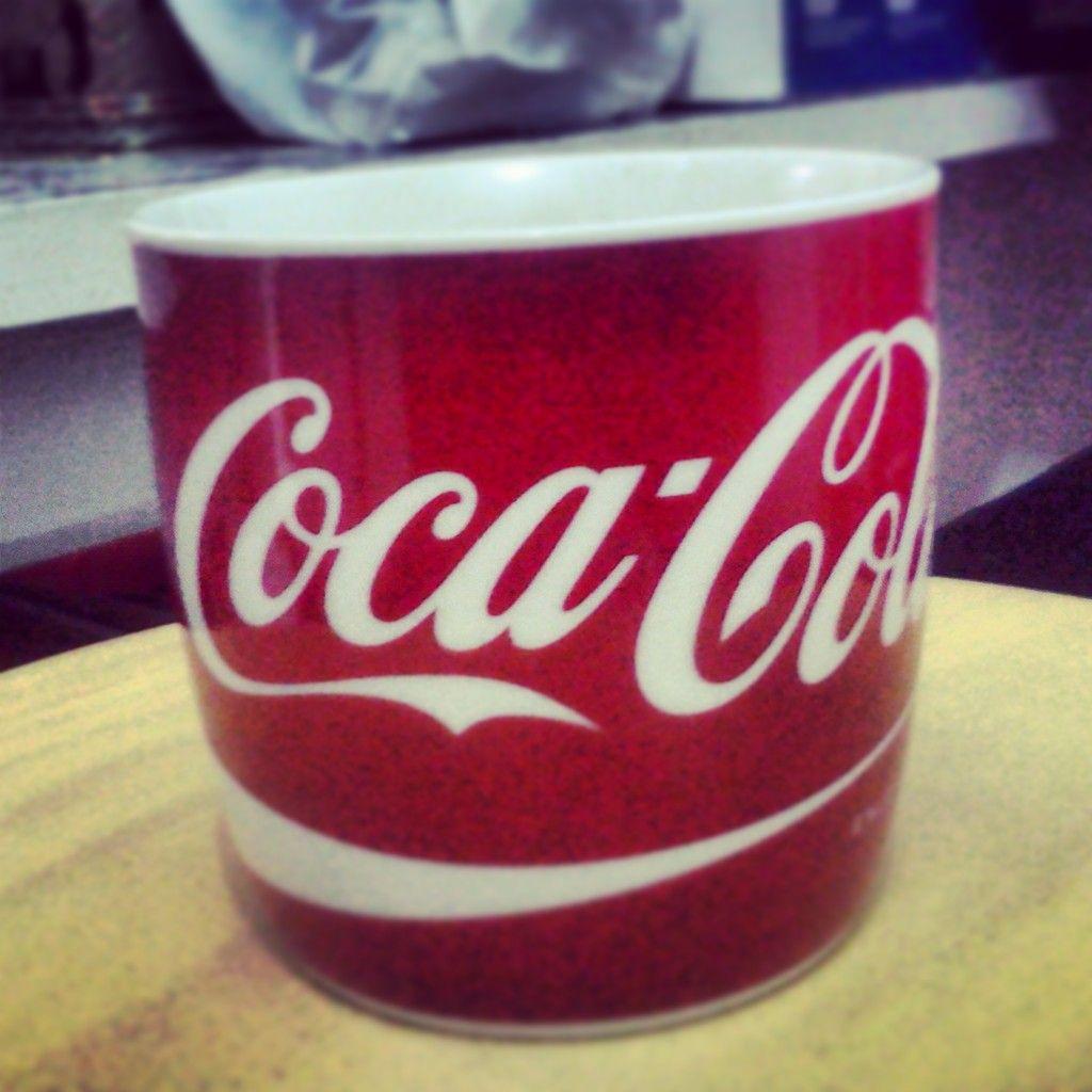 Always Coca Cola Mugs