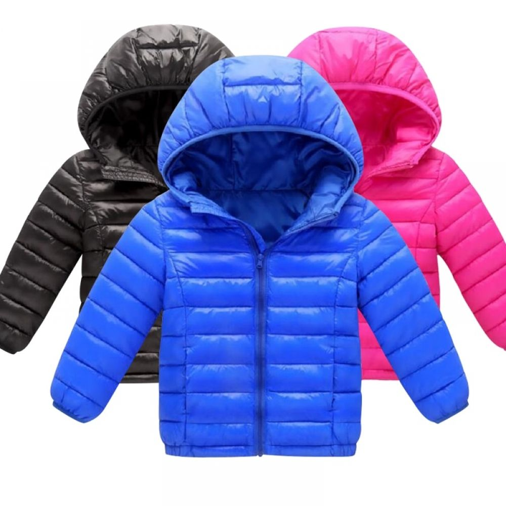 Unisex Boys Girls Kids Canvas Outwear Coat Jackets Winter Outwear Girls Winter Coats Boys Jacket [ 1000 x 1000 Pixel ]
