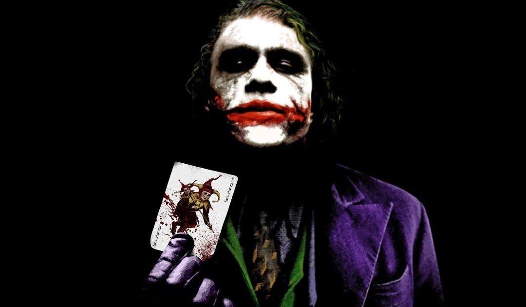 Wallpaper Joker Seram