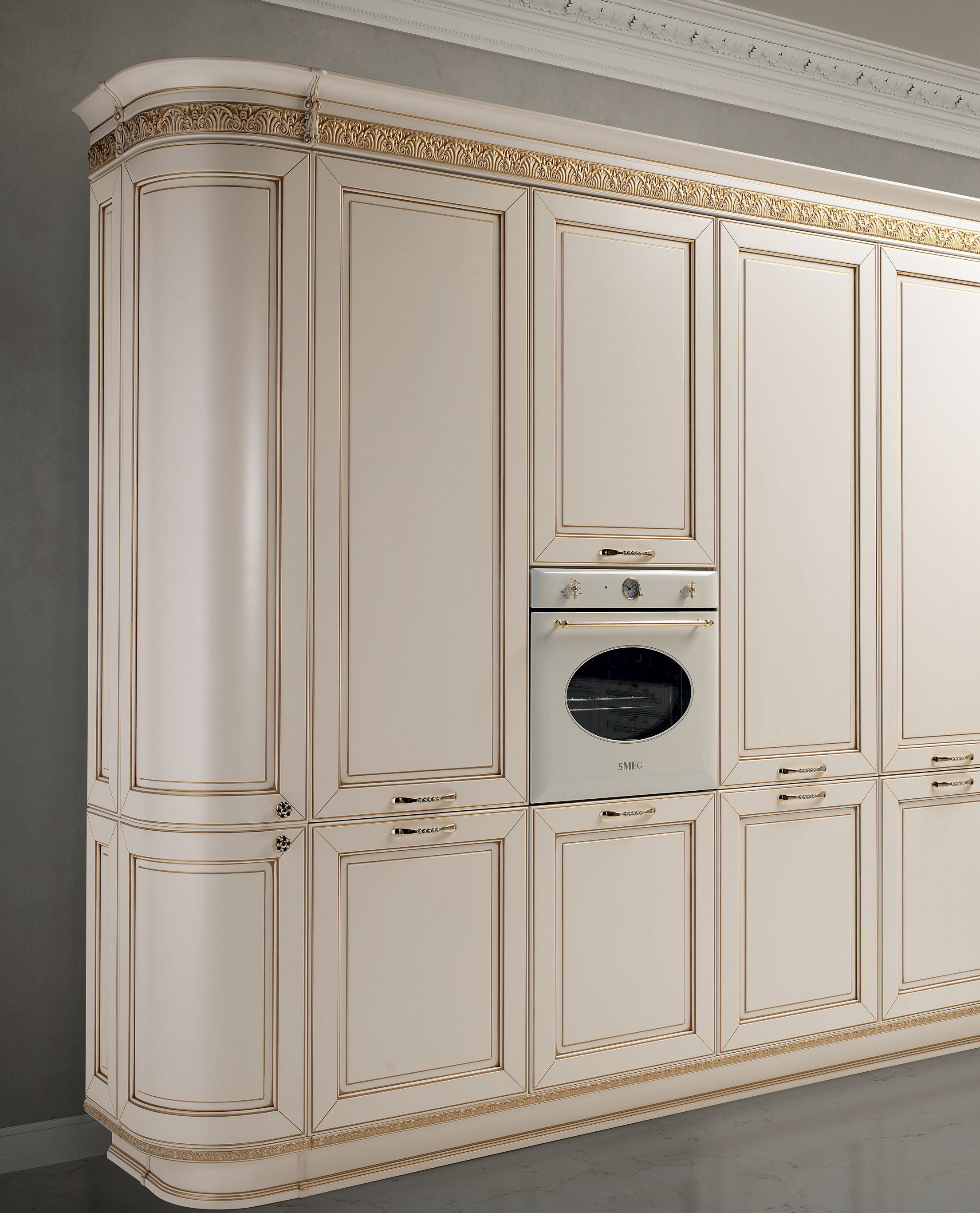 Stosa Cucine, Dolcevita | Tall cabinet storage, Traditional ...