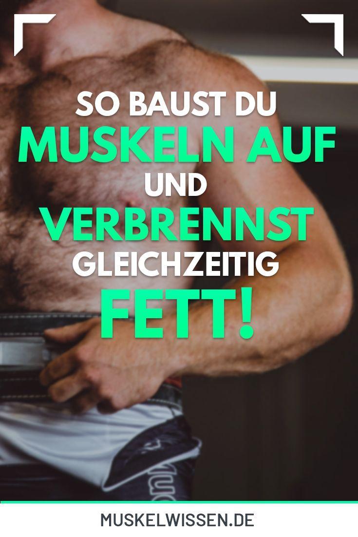 Photo of Muskelaufbau und Fettabbau: Gleichzeitig möglich?   MuskelWissen