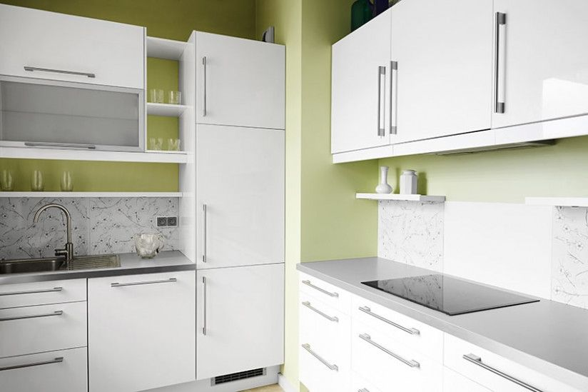 Five Shocking Facts About Best White Lacquer Paint Kitchen ...