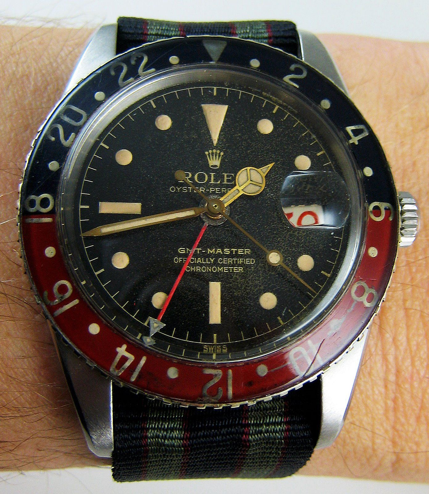 8e19092e2e7 Welcome To RolexMagazine.com...Home Of Jake's Rolex World Magazine..Optimized  for iPad and iPhone: The Real James Bond Watchstrap Comes To Life