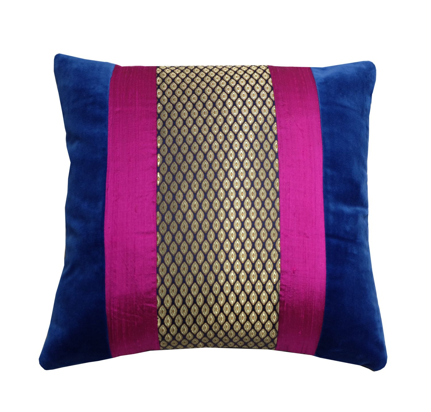 Blue Velvet Cushion Blue Velvet Cushion Cover Designers Guild Velvet Cushion