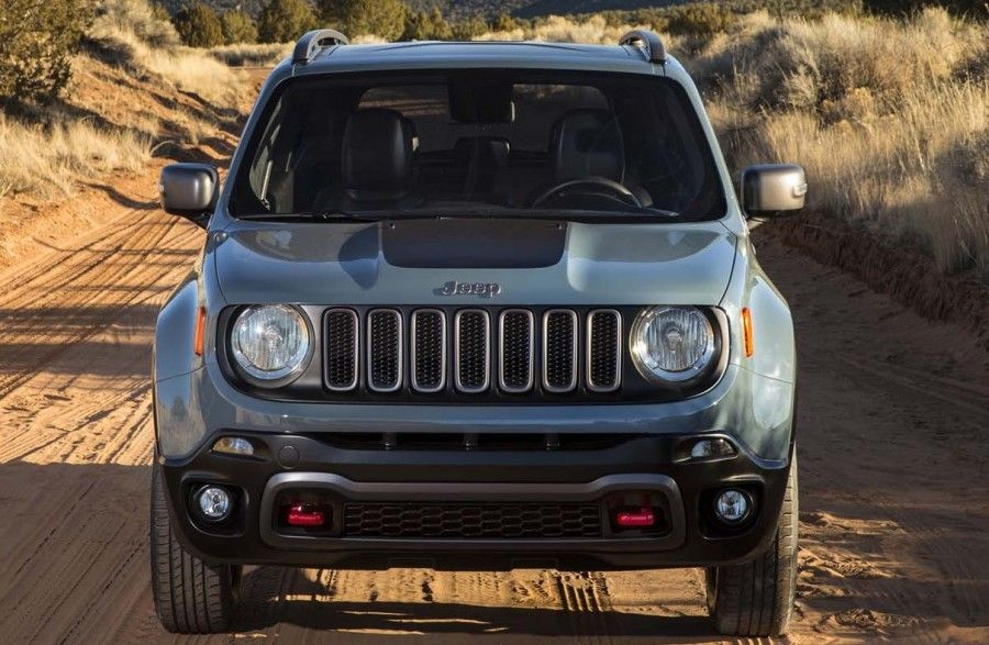 The Renegade's Inspired Design Jeep renegade, 2015 jeep