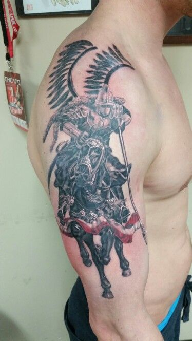 Polish Knights Hussars Tattoo Polish Tattoos Niesamowite