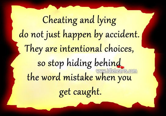 Quotes About Liars and Cheats | Related to Quotes about ...