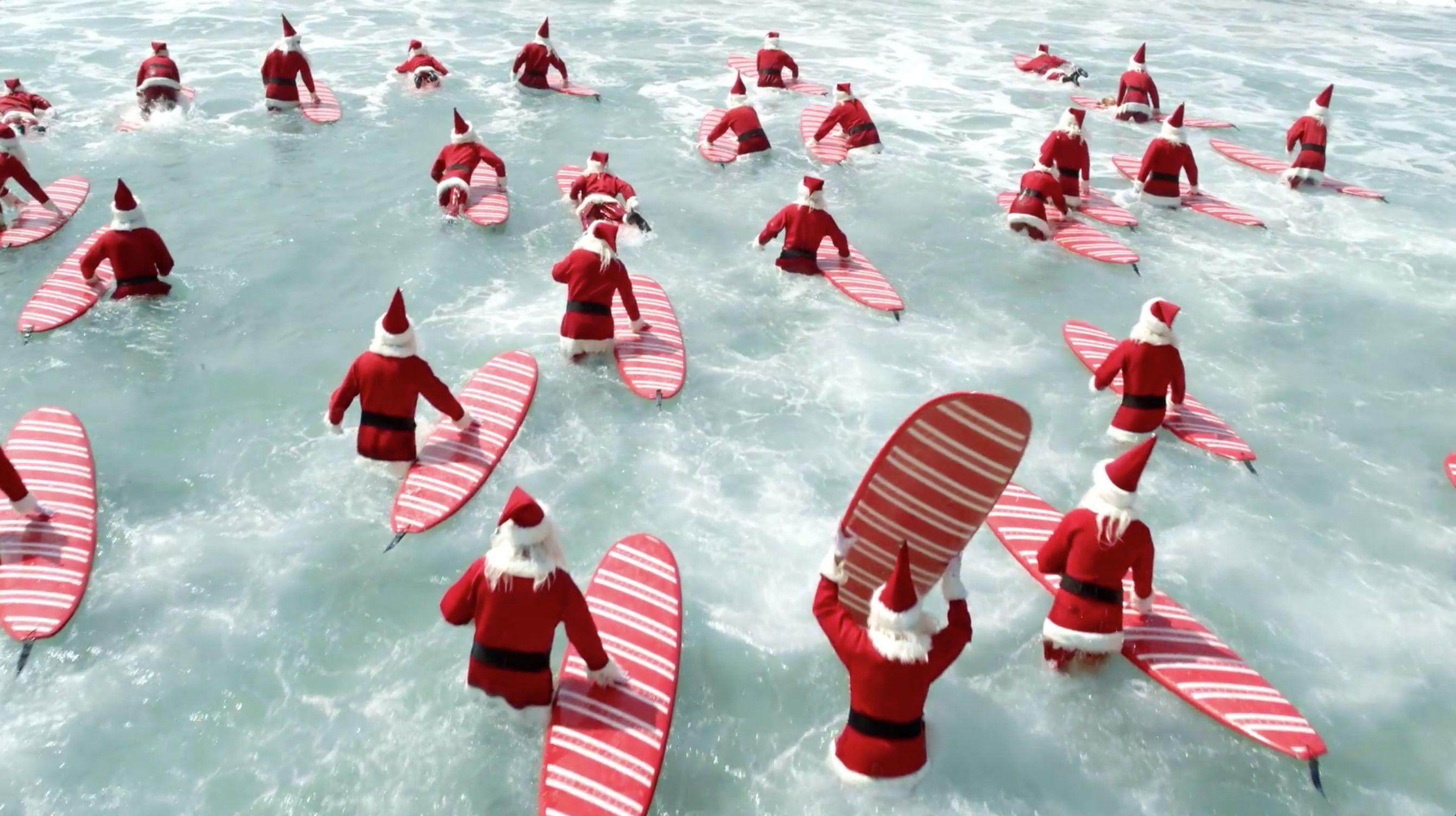 WeihnachtsWerbespotAdventkalender 23 Australische