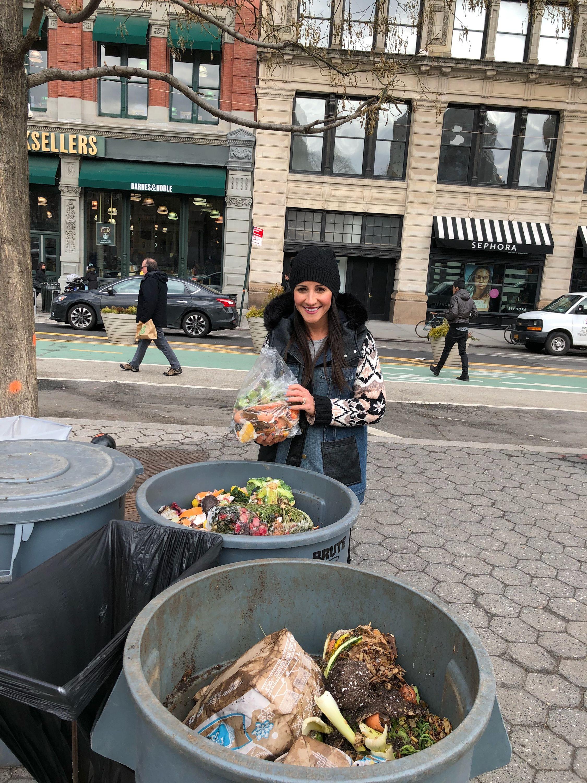 Urban Composting | Marissa Vicario
