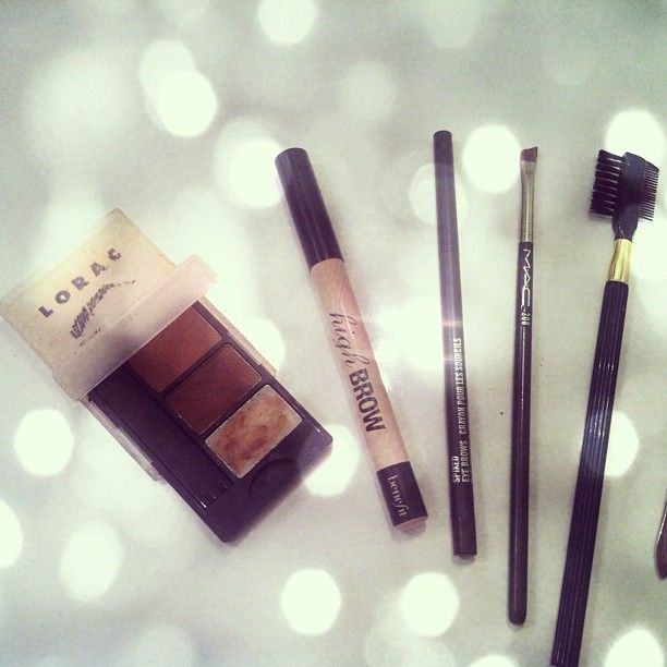 Shareig My Eyebrow Arsenal Loracs Take A Brow Kit Can Be Found At