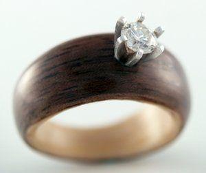 engagement ring alternatives Pretty things Pinterest