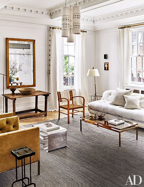 Nate Berkus And Jeremiah Brent Share Their New York City Apartment And  Daughter Poppyu0027s Nursery | Architectural Digest
