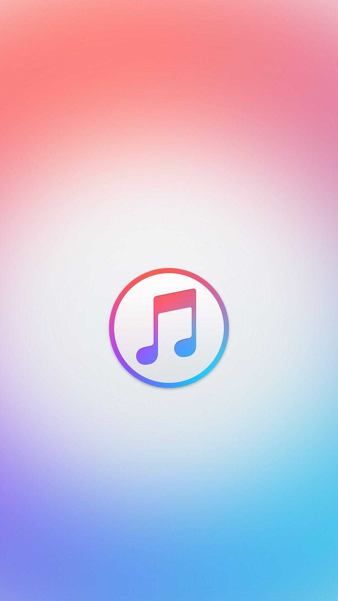 Apple Music風iphone壁紙 アップルの壁紙 壁紙 Iphone壁紙