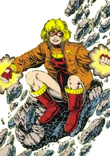 Confirm. was Teen titans terra comics