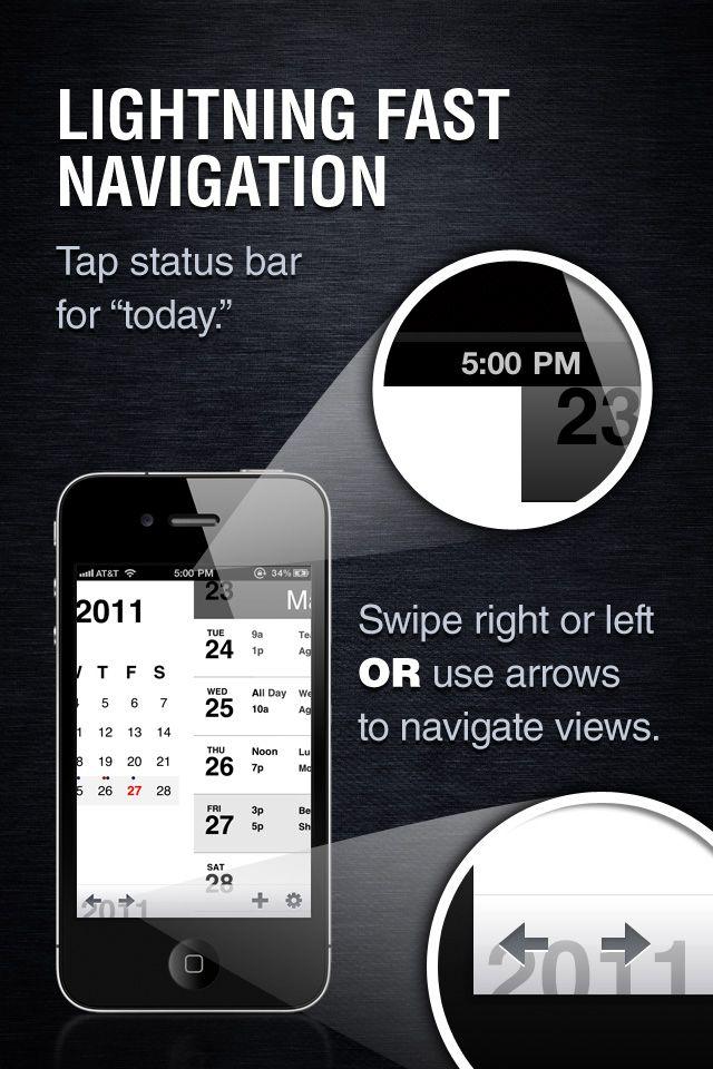 Lightning Fast Navigation App, Lightning, Business