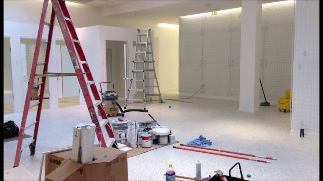 Construction cleanup service new construction cleaning