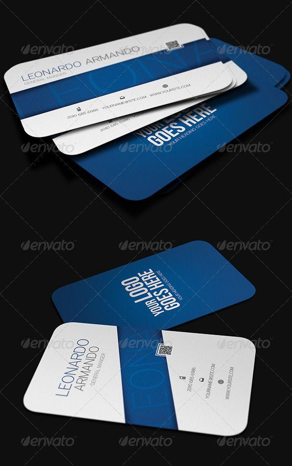 Modern Business Card Modern Business Cards Business Card Design Minimal Vertical Business Cards