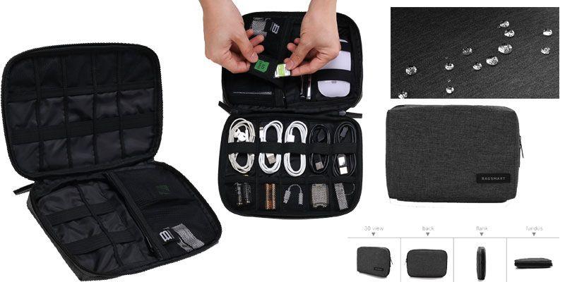 Bagsmart Travel Electronic Organizer Bag Top 10 Best Gifts For Men 2017 Him