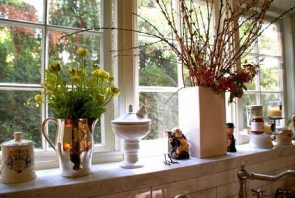 Deko Fur Wohnzimmerfenster Fenster Mit Kreativer Dekoration