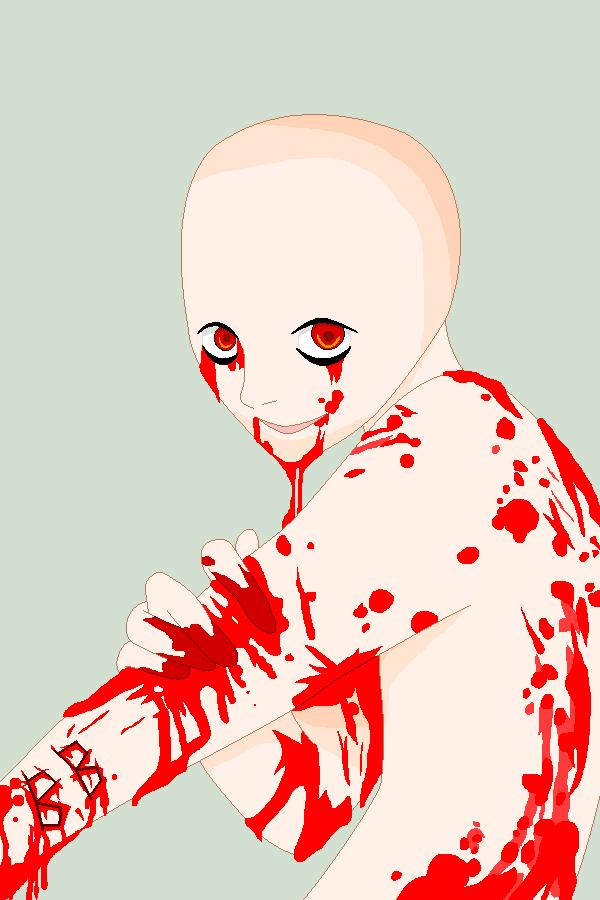 Psychotic Base Anime Base Anime Male Base Art