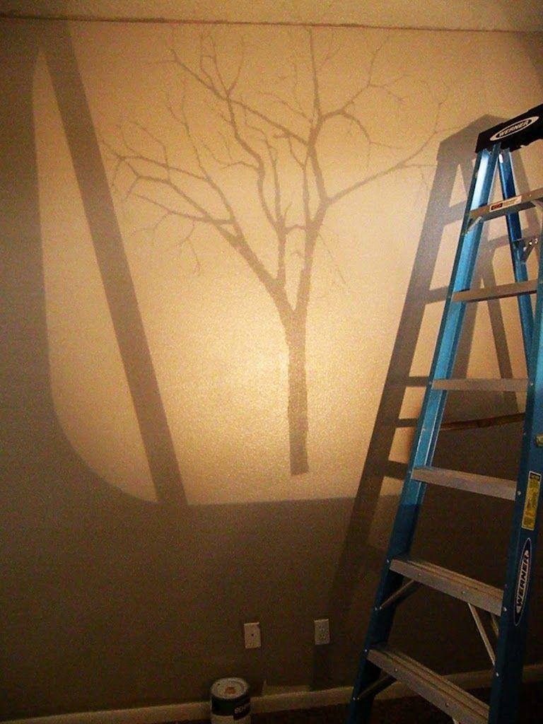 Projector Murals for your walls! | DIY | Pinterest | Walls, Room and ...