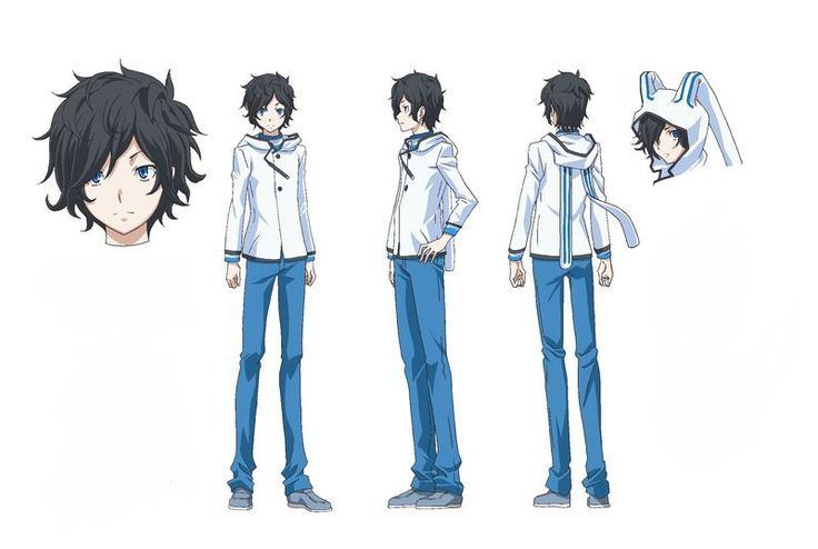 Character Design Anime